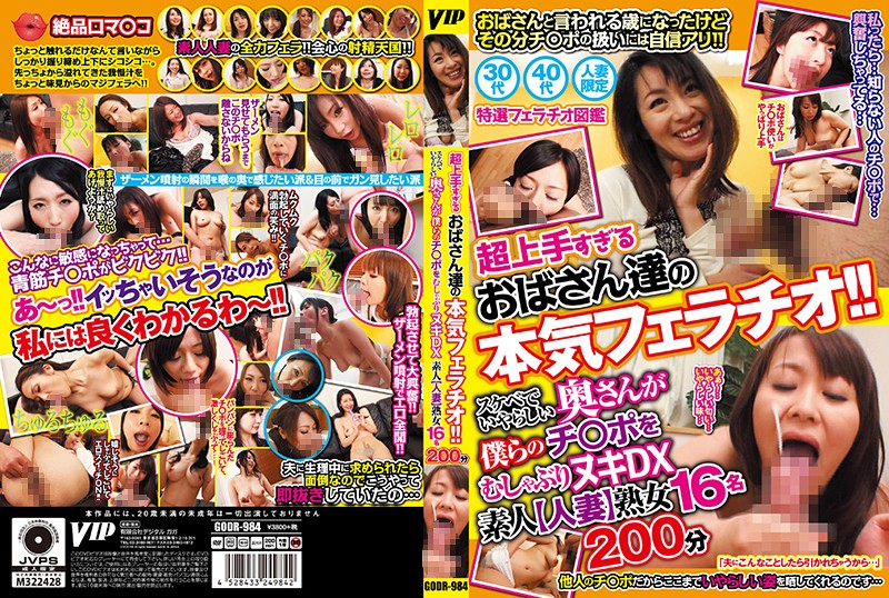 GODR-984 Photo Cover