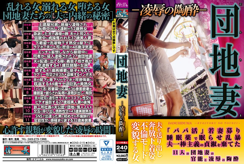 CEND-015 cover image
