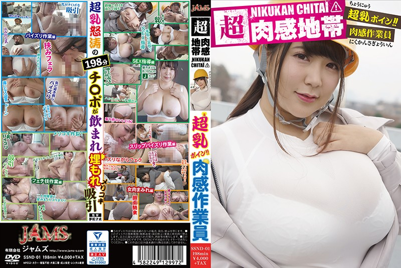 SSND-01 cover image
